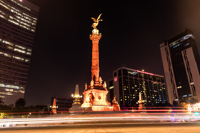 The Angel of Independence