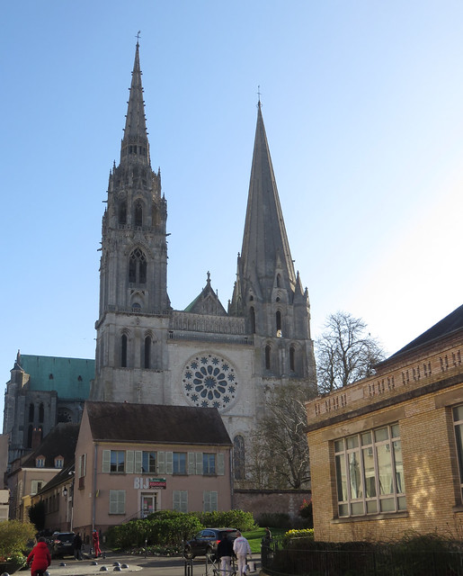 Chartres, Cathedrale.