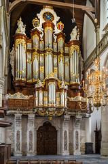 Oude Kerk Organ, Amsterdam