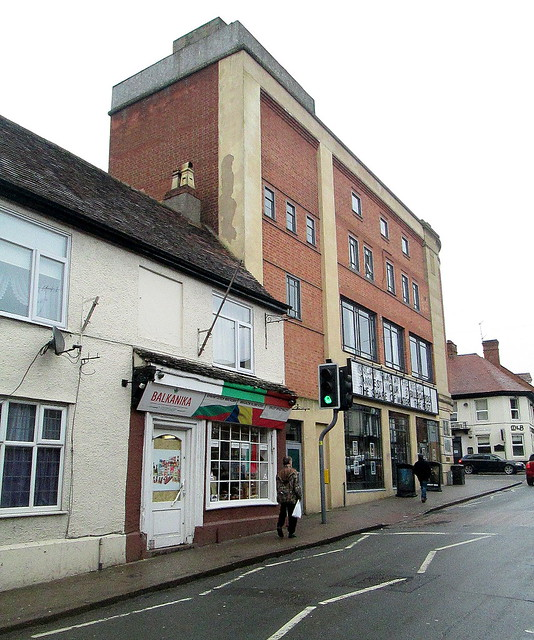 Regal Cinema, Evesham from Left