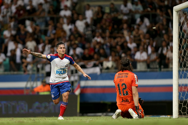Bahia x Corinthians - Brasileirão 2019 por Felipe Oliveira