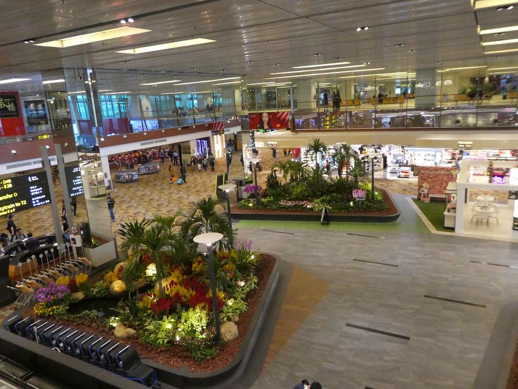 Terminal One, Changi Airport Singapore