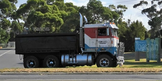 Any Terrain Excavations Kenworth at Tooradin=2019