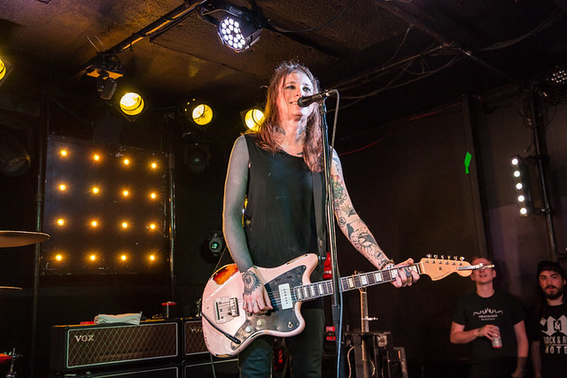 Laura Jane Grace & the Devouring Mothers @ Rock & Roll Hotel, Washington DC, 04/23/2019