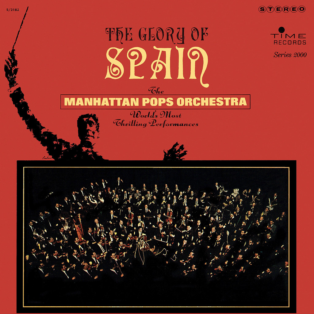 Manhattan Pops Orchestra - The Glory of Spain