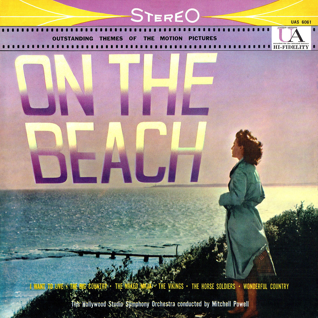 Mitchell Powell - On the Beach