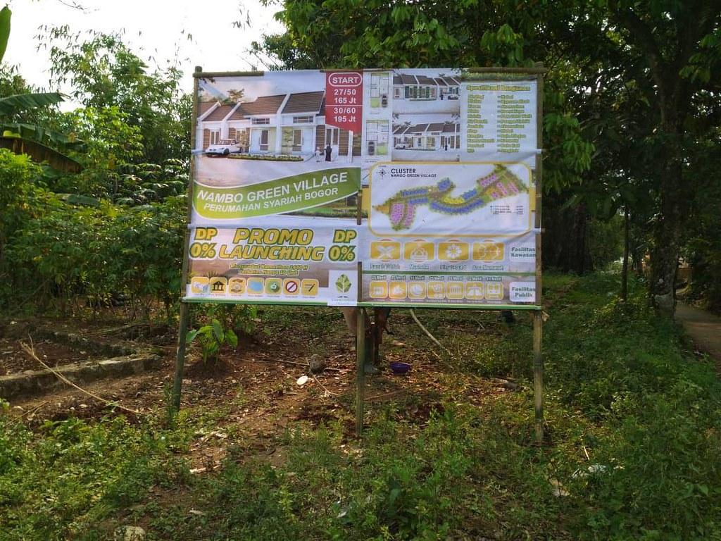 Lahan Nambo Green Village