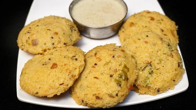 Cabbage Idli | Healthy Breakfast Recipe