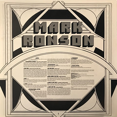 MARK RONSON:HERE COMES THE FUZZ(INNER 2)