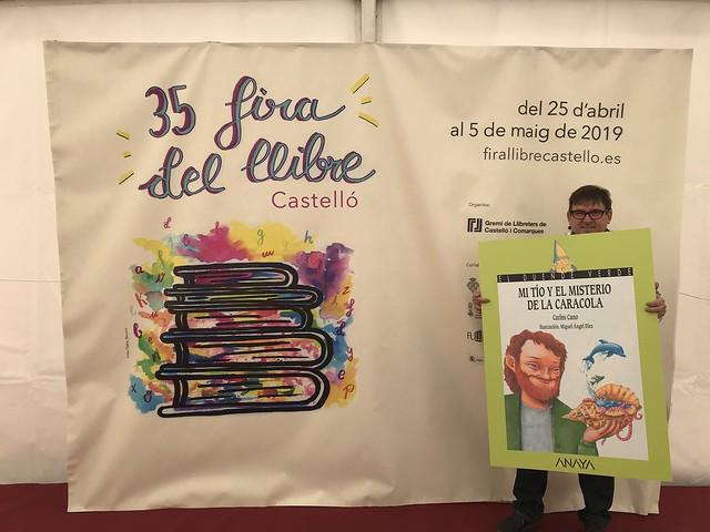 35 Fira Llibre Castelló - Dia 28