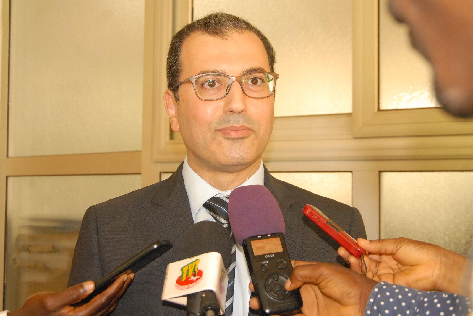 ambassadeur d'Egypte près le Togo