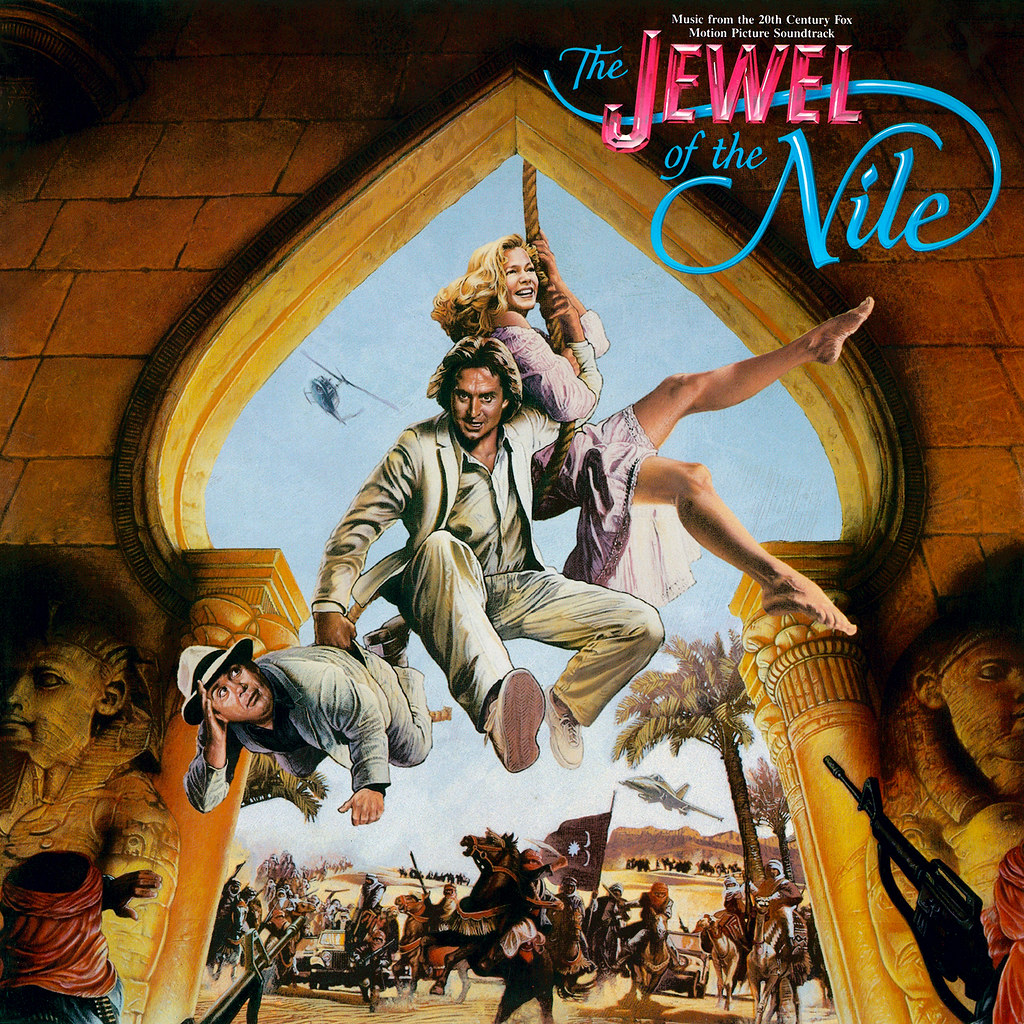 Jack Nitzsche - The Jewel of the Nile