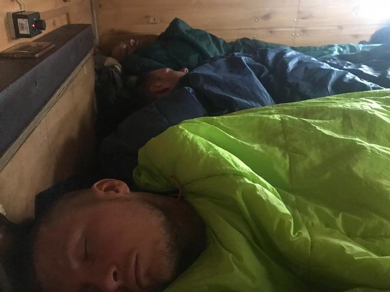 Где я спал на Колыме