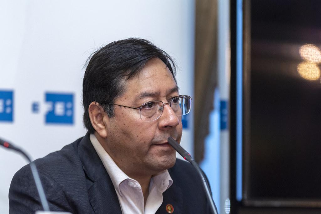 Luis Arce Catacora, Ministro de Economía y Finanzas Públ… | Flickr