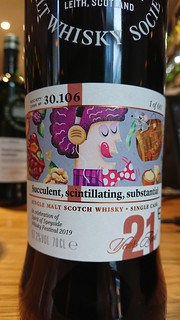 SMWS 30.106 - Succulent, scintillating, substantial