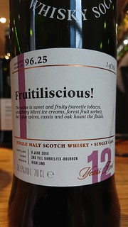 SMWS 96.25 - Fruitiliscious!