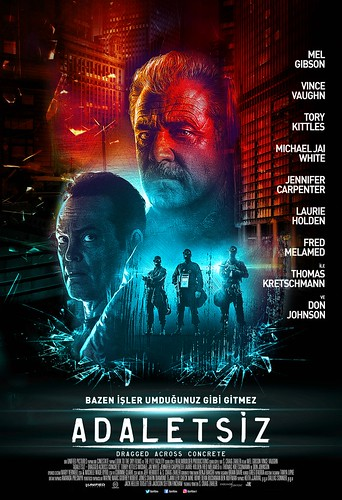 Adaletsiz - Dragged Across Concrete (2019)