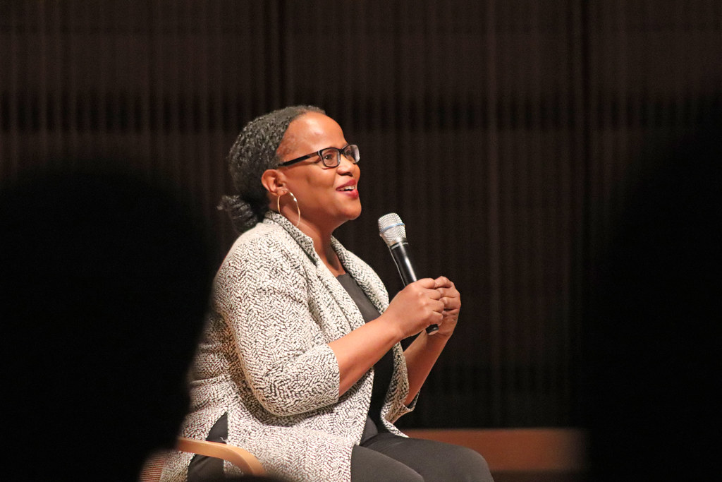 2018-19 Arts & Humanities Dean's Lecture Series: Year of Immigration, Featuring Edwidge Danticat