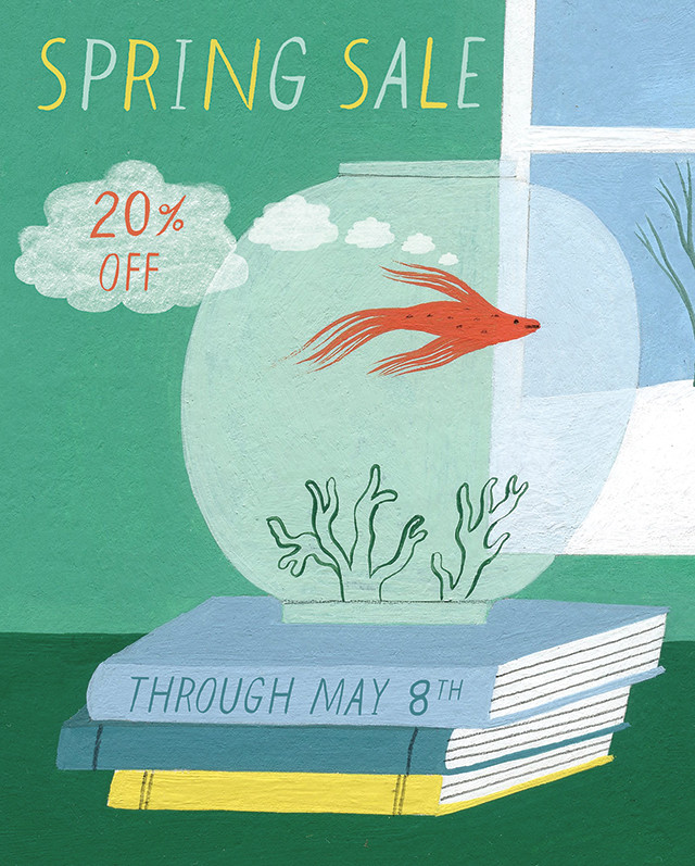 Spring Sale, May 1-8