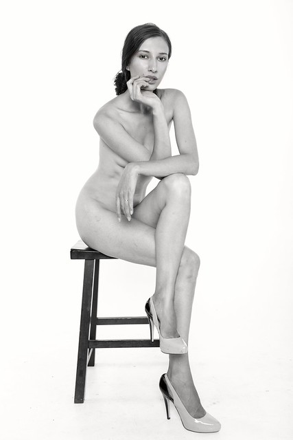 Nude on Chair 6