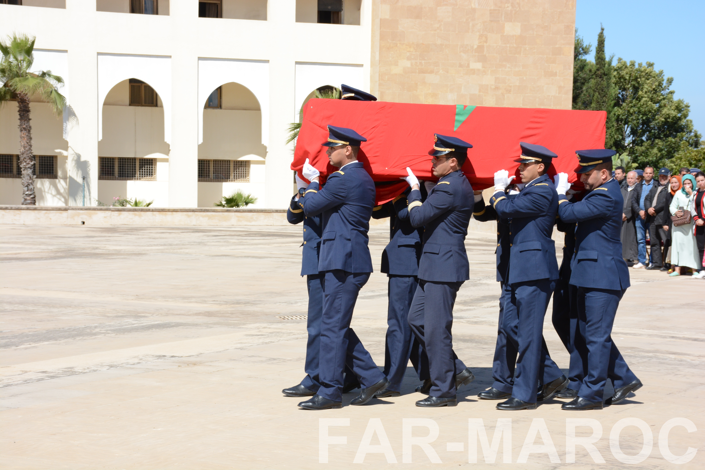 Funérailles de feu le lt colonel Najib El Hadrati et du A/C Hassan Tazi 40770719003_c0345f7587_o
