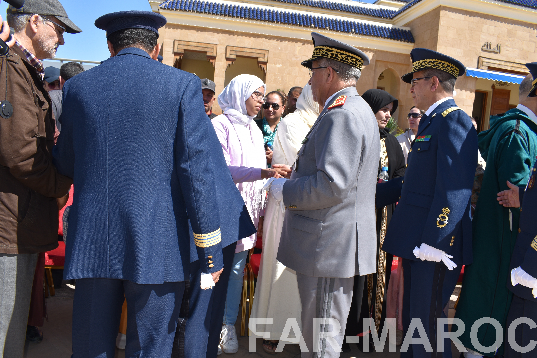 Funérailles de feu le lt colonel Najib El Hadrati et du A/C Hassan Tazi 40770750713_20d928f0fa_o