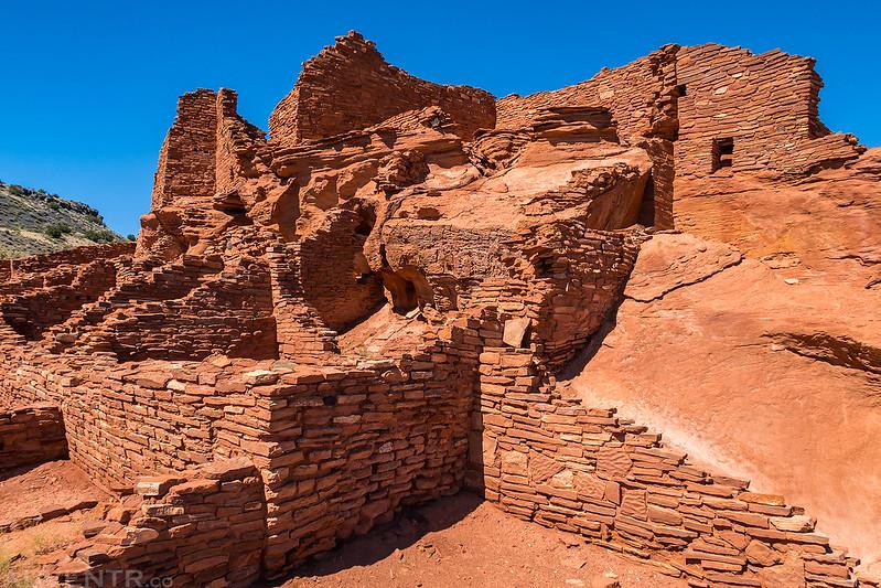 Wupatki Pueblo II
