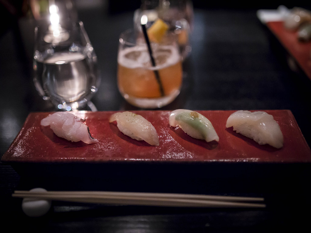 New York – Sushi Nakazawa