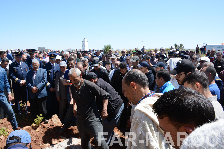 Funérailles de feu le lt colonel Najib El Hadrati et du A/C Hassan Tazi 40770895513_bffc9139cf_o