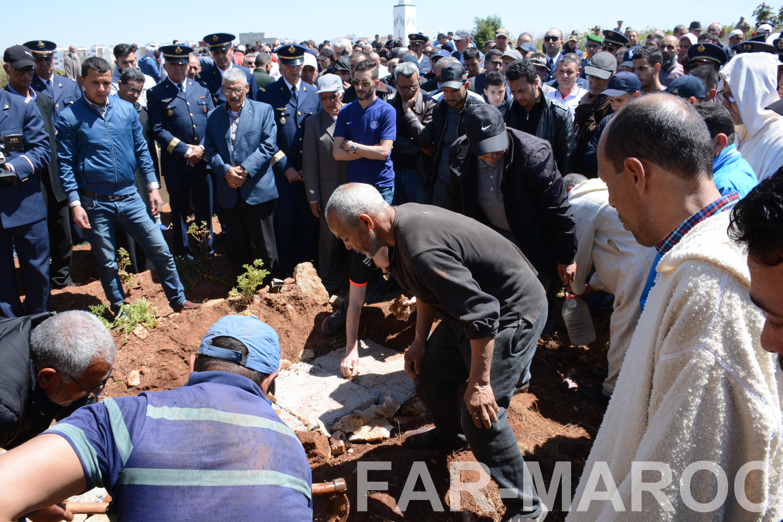 Funérailles de feu le lt colonel Najib El Hadrati et du A/C Hassan Tazi 40770897883_3972aa44ca_o