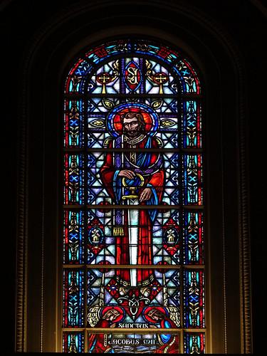 Stain Glass Window Detail SR600617