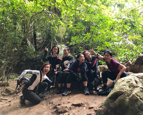 Gua Tempurung - Jungle Babes April 2019