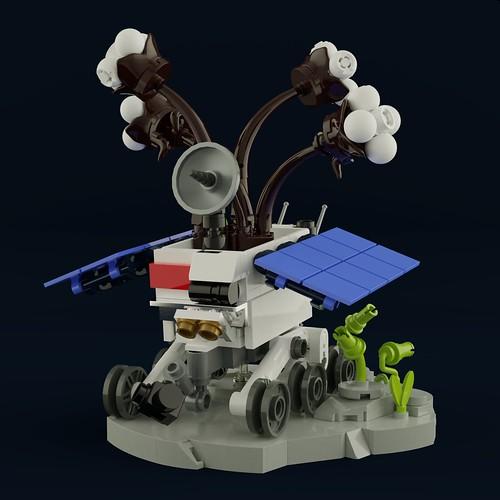 Yutu 2 Lunar Rover