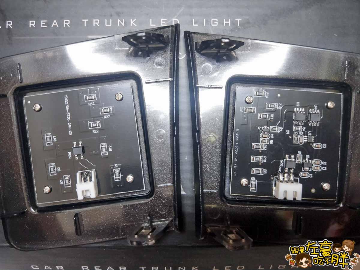 NX200安裝環景盲點解鏡像(台南博勝汽車音響)-8