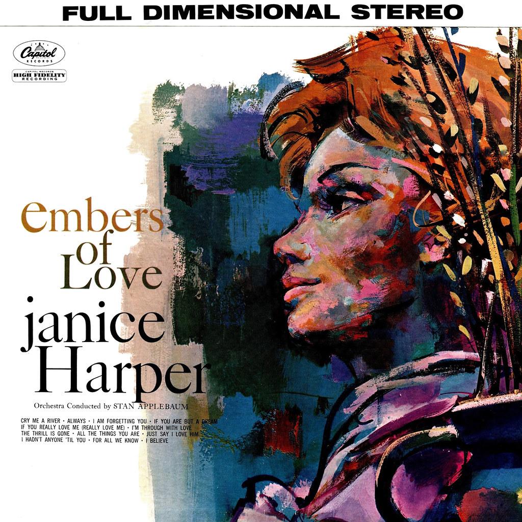 Janice Harper - Embers of Love