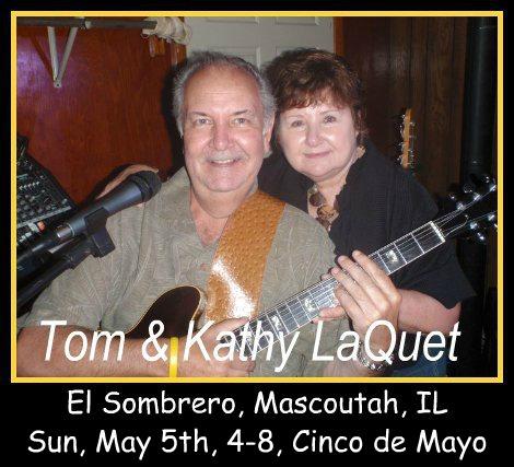 Tom & Kathy LaQuet 5-5-19