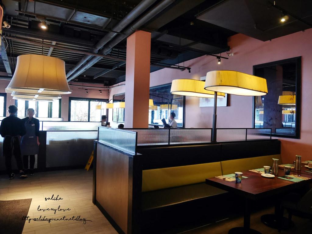 淡水老街海關碼頭附近平價義大利麵餐廳墨尼尼 (2)
