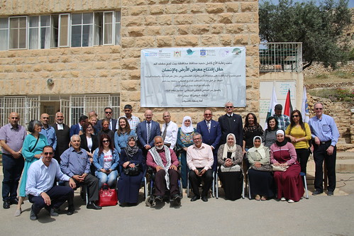 2019-04-30 Opening of the Palestinian Ethnography Exhibit