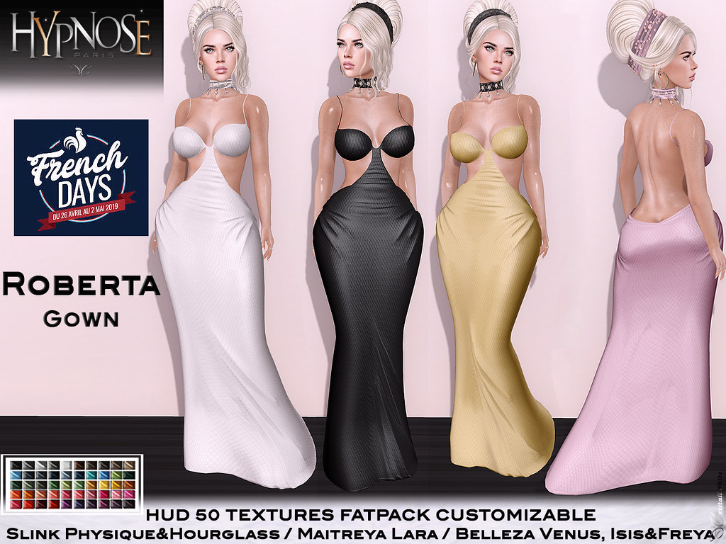 HYPNOSE – ROBERTA GOWN