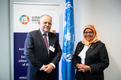 UN-Habitat first Global Strategic Dialogue, Mannheim, Germany 25-26 March 2019