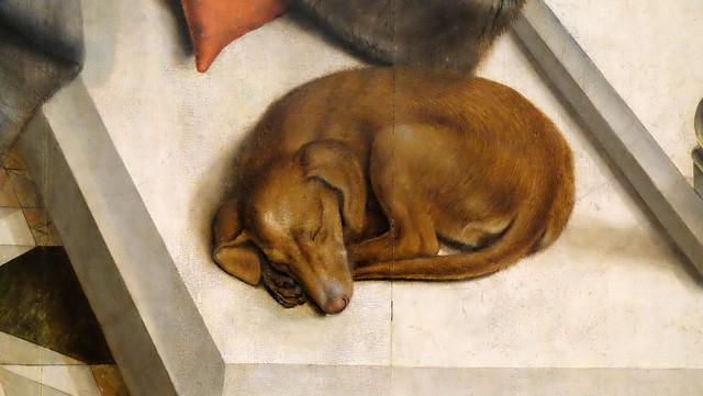 Maître de 1473   Triptyque de Jan de Witte