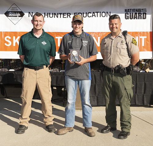 Youth Hunter Education Skills Tournament 2019