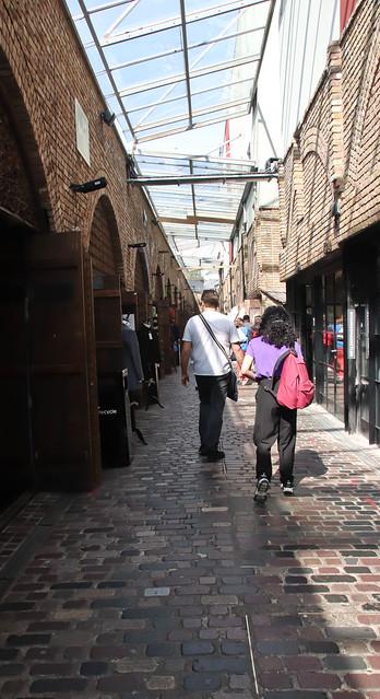 2 touristes à Londres