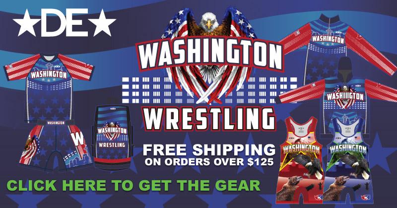 Washington Western Regionals Gear
