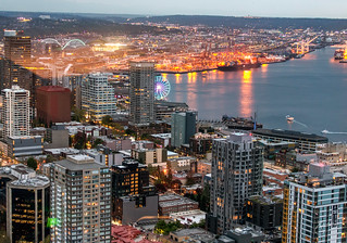 Seattle Space Needle 2019