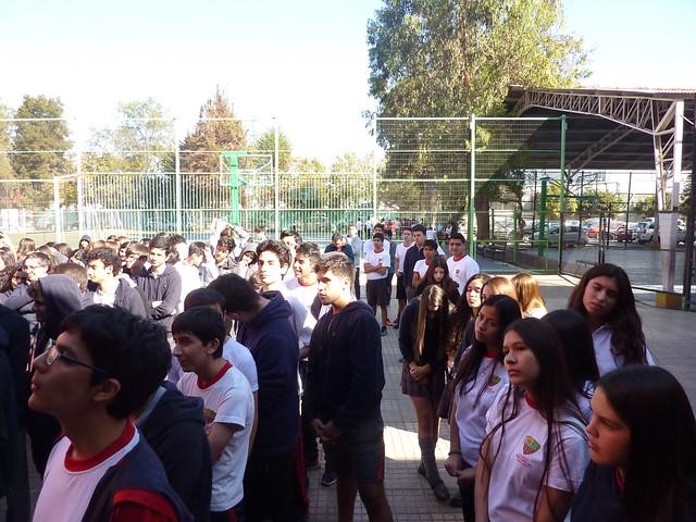 Centro de alumnos 2019