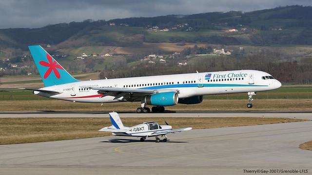 G-OOBD First Choice Airways Boeing 757-28A