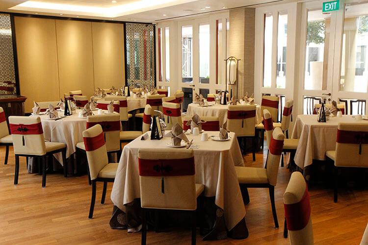 Zui Yu Xuan Teochew Cuisine interior