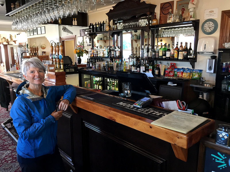 Hokitika must-do for travellers - restored country pub in Kumara