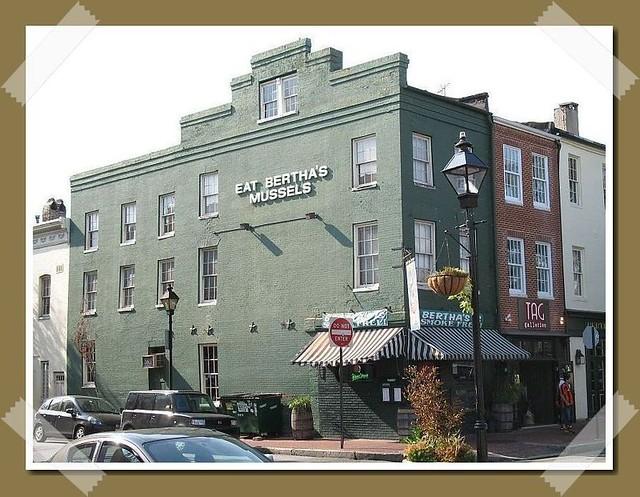 Bertha's Restaurant and Bar